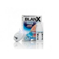 Blanx White Shock power treatmen Blue Formula и Led Bite (световой активатор)