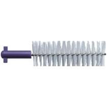 Ёршик межзубный Curaprox для ортодонт. конструкций 1,8мм (4 шт)+ 4 держ., фиолетовый CPS 118+UHS409