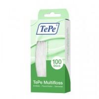 Зубная нить TePe Multi Floss (100 шт)