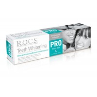 Зубная паста Рокс  PRO Деликатное отбеливание Sweet Mint, 135 гр