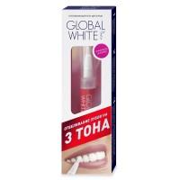 Гель-карандаш отбеливающий 6% Global White на 3 тона