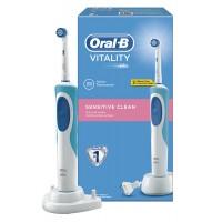 Электрическая зубная щетка  Oral-B Vitality D12.513 Sensitive Clean