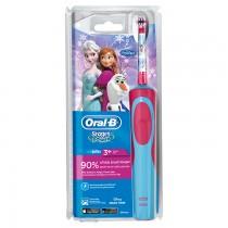 Электрическая зубная щетка Oral-B Stages Power D12.513K Frozen
