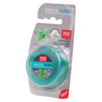 Зубная нить Splat Professional супертонкая мята/волокна серебра 30 м