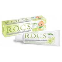 Зубная паста Рокс от 4 до 7 лет Душистая ромашка, 45гр