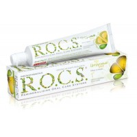 Зубная паста Рокс Мята и лимон, 74 гр
