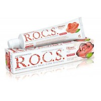 Зубная паста Рокс Облако нежности Роза, 74 гр