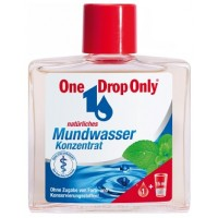 Ополаскиватель One Drop Only Mundwasser konzentrat 25 мл