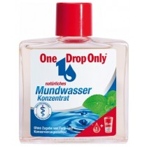Ополаскиватель One Drop Only Mundwasser konzentrat 25 мл