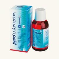 Ополаскиватель Paro Chlorhexidine с хлоргескидином 200 мл