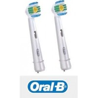 Насадки для электрической зубной щетки Oral-B Oral-B 3D White EB18 отбел. 2шт.