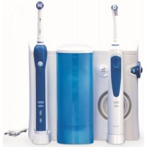 Зубной центр Oral-B Professional Care OC20 (ирригатор+электрическая зубная щетка)