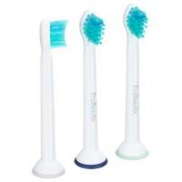 Насадки мини для звуковых зубных щеток Philips FlexCare,EasyClean, HealthyWhite HX6022/07