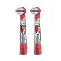 Насадки для электрической зубной щетки Oral-B Детские Star Wars EB10K 2 шт